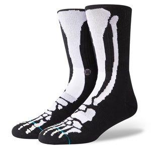 New Stance Bones 2 socks L